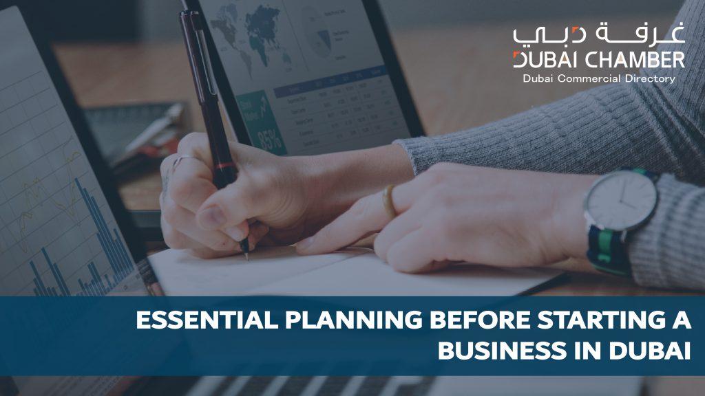 Starting a business in Dubai 2019