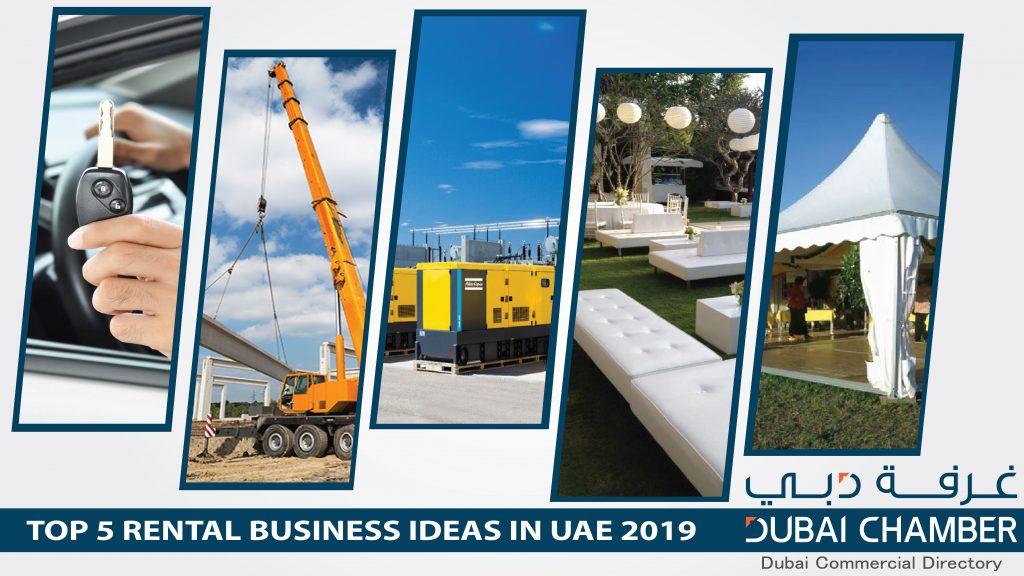 UAE based business ideas
